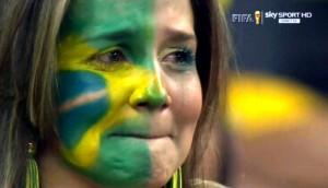 Mondiali: Brasile-Germania 0-5 al 29', tifosi via o in lacrime