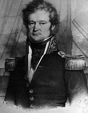 Admiral Jacob Roggeveen