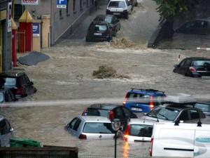 Alluvione a Genova 4 novembre 2011 © TM News Infophoto (7)