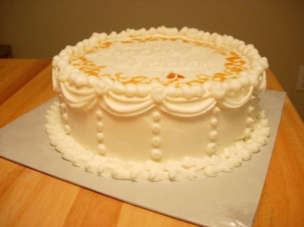 Invece di portarmi rancore portatemi una torta mozzafiato - Abbellito con decorazioni ...
