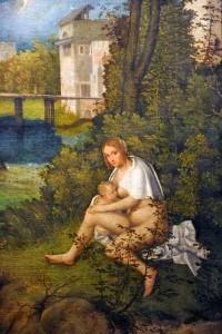 La Tempesta -Giorgione