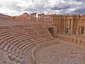 Teatro di Palmira.